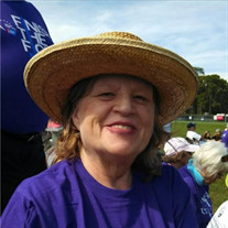 Patricia Jean Yager