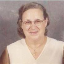 Jennie Mary Lafleur