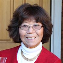 Kimiko Asato Cuthbert