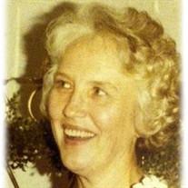 Bettye Jean Martin Carter, 80, Iron City, TN