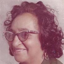 Gloria Rosalee Odom