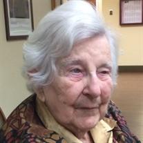 Barbara Ann Newman Bozeman