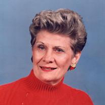 Freda Mae Cox Morgan