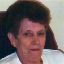 Mattie Ann Wooten  Mearse
