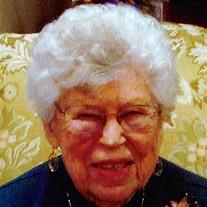 Mrs. Alma M. Lauffer
