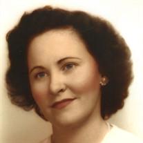 Mrs. Bobbye Nell Kemp Ray