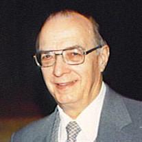 Pastor Earl F. Grabey