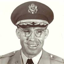 Lt. Col. Judson Carey Segars
