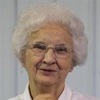 Thelma Elizabeth Sergent