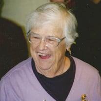 Miss Rita Milanowski