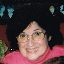 MARJORIE CHARLOTTE BERCU