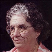 Agnes Mary Warfield