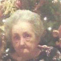 Mrs Jane Cozart