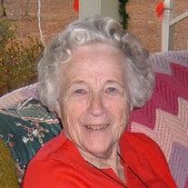 Mrs. Elizabeth Snyder Winslow