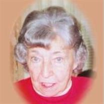 Gladys Ridout