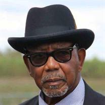 Bro. Albert Lewis Edwards (Steward Pro-Tem)