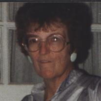 Evelyn  Gay Cross