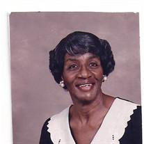 Mrs. Jane Brown  Gardner