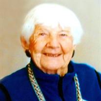 Inez Mae Wood