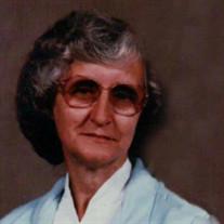 Mrs. Virginia D. Cornwell