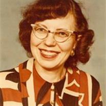 Janice Ruth Stimmel Huffman