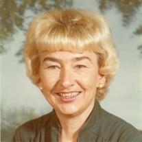 Betty Goodin Keever