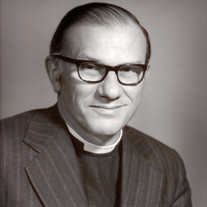 The Reverend Dr. David  B. Watermulder