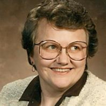 Jean Ann Pettigrew