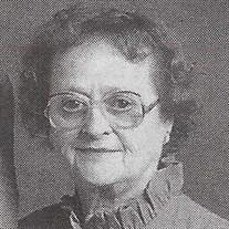 Irma  Louise Yeck