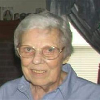 Mrs Darline Elizabeth Anth