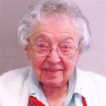 Sister Virginia Berak