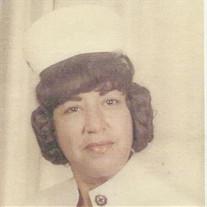 Mrs. Mary Susan Jordan