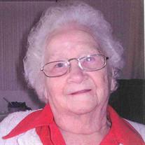 Irene Ruth Bergmark