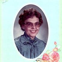 Dolores Emma Schaneman