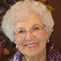 Barbara Jean  Fitzgerald Hulme
