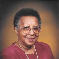Mrs. Alva E Brown