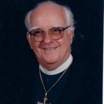 The Rev. Charles Marshall Furlow III
