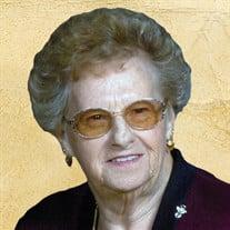 Mrs. Geraldine Shannon
