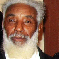 "Mr. Arthur Lee ""Marshall/Abraham"" Wordlaw,  Sr."