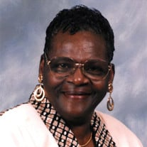 """Ms.  Rosie  Mae """"Big Mama"""" Clark"""