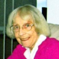 Margaret Reecke