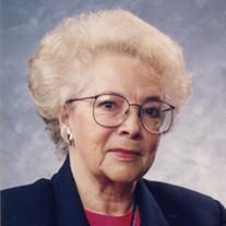 Ruth  Bowers Robison Mercer
