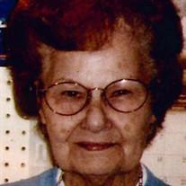 Margaret Jean Bishop Stansberry