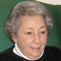 """Mrs. Elizabeth """"Betty"""" Williams"""