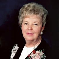 Alma Moore  Tosten