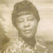 Mrs. Joyce Ann Covington