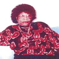 Mrs Jessie M. Briggs