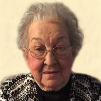 Pauline  Korenz (nee Hamas)