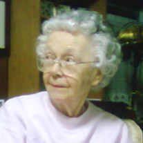Janet E.  Clark (nee Upson)