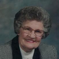 Frances E. Palmer